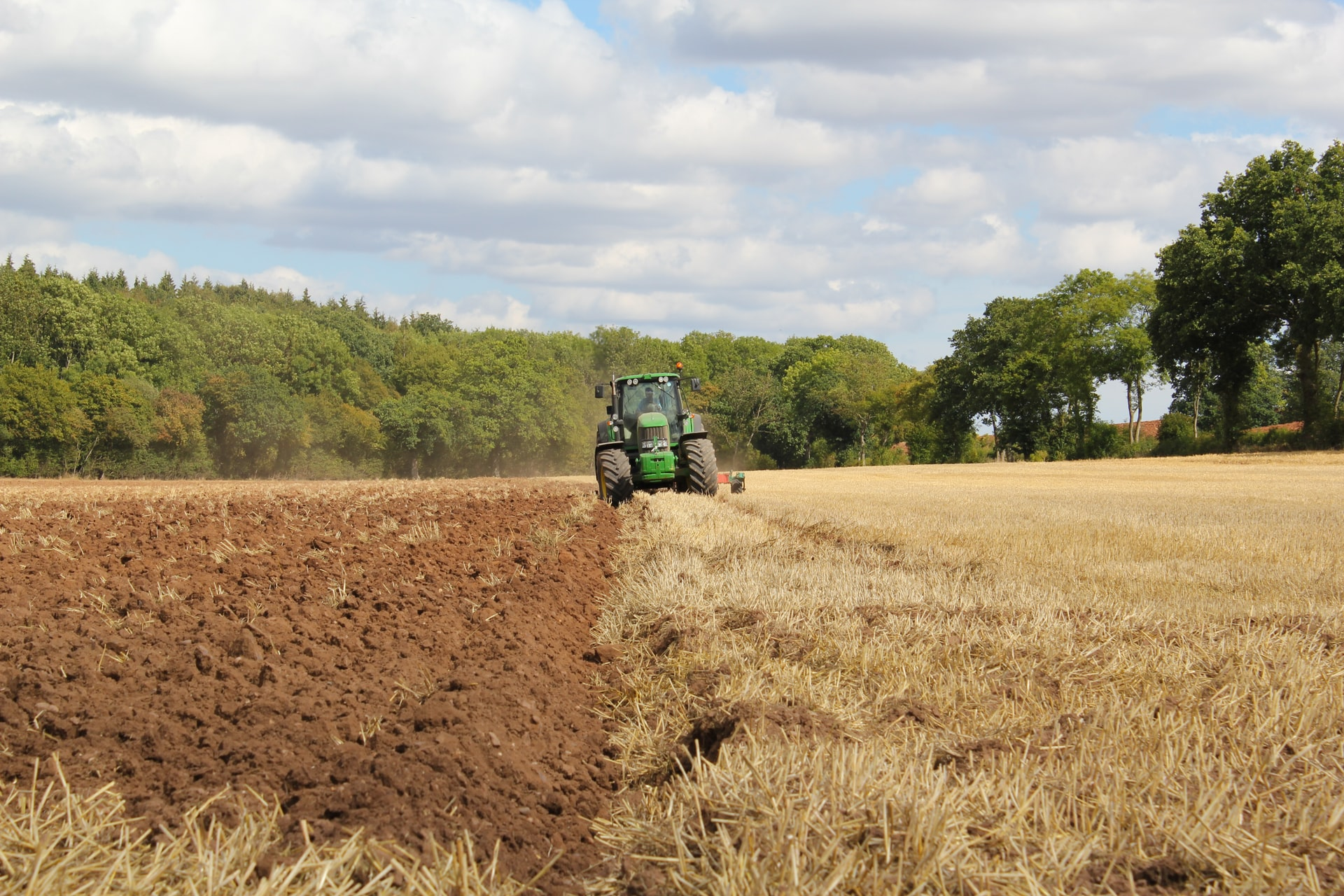 overtilling causes desertification