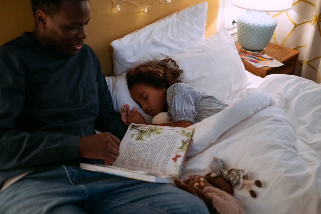 sleep well for a healthy school routine