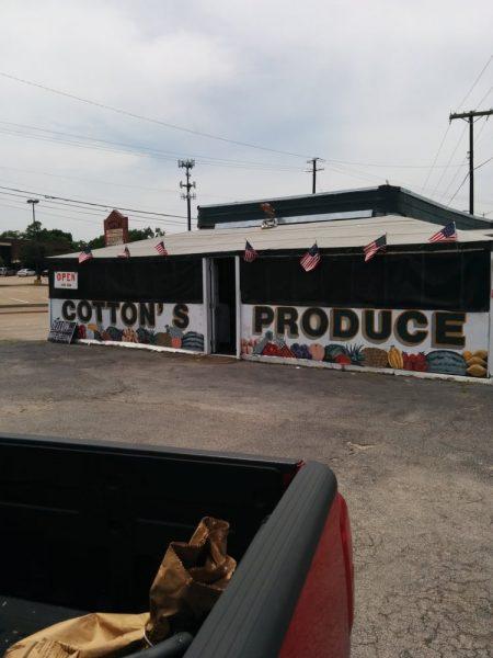 Cotton's Produce Market